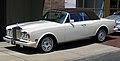 1986 Rolls-Royce Corniche II front left.jpg