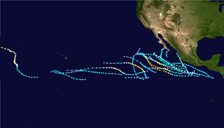 1987 Pacific hurricane season hurricane season in the Pacific Ocean