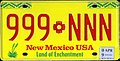 1990 New Mexico license plate 999*NNN.jpg