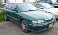 1998-1999 Mazda 626 (GW) Classic station wagon 01.jpg