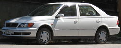 5th generation Toyota Vista