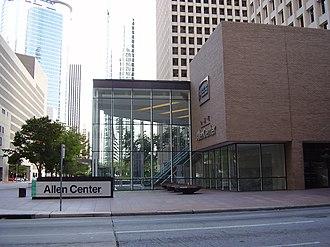 Allen Center - Image: 1Allen Center Houston TX