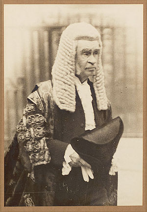 Herbert Cozens-Hardy, 1st Baron Cozens-Hardy - Image: 1st Lord Cozens Hardy