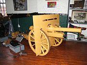 2.75 inch Mountain Gun