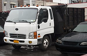 Bering Truck - 2000 Bering LD15