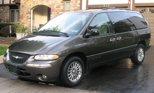 1999 2000 Chrysler Town Country Limited