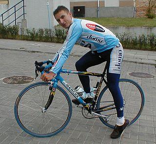 Piotr Wadecki Polish racing cyclist