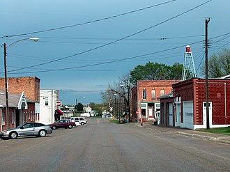 Buda, Illinois - Buda in 2003