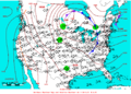 2005-05-27 Surface Weather Map NOAA.png