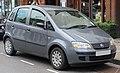 2005 Fiat Idea Active 1.4 Front.jpg