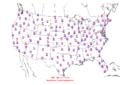 2006-05-25 Max-min Temperature Map NOAA.png