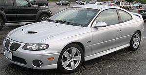 Rebadging - Pontiac GTO