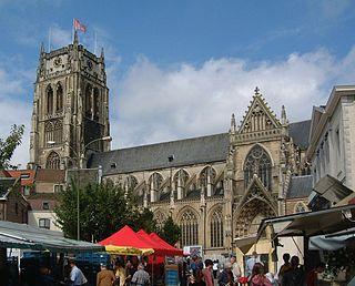 Basilica of Our Lady, Tongeren Church in Tongeren, Belgium