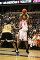 20061210 Juwan Howard shooting over Antwan Jamison.jpg