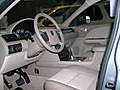 2006 Mercury Montego interior.JPG