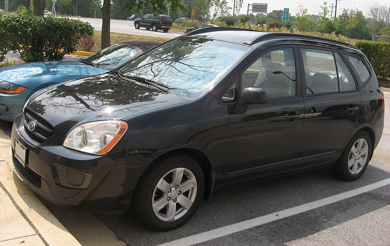 rank kia car pictures 2007 kia rondo pictures. Black Bedroom Furniture Sets. Home Design Ideas
