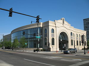Harold Washington - Image: 20070511 Harold Washington Cultual Center