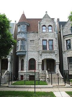 Ida B. Wells-Barnett House house