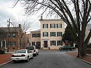 2008 03 28 - Frederick - Tyler Spite House 1