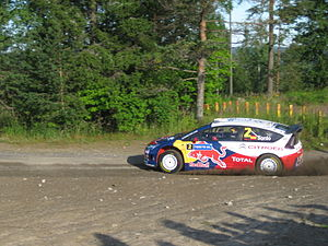2009 Rally Finland shakedown 06.JPG