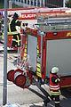 2010-05-25 Lebenshilfe Syke Feuerwehrübung am alten Gesundheitsamt 11.JPG