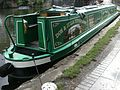 20110603 Regents Canal narrowboat London 49.jpg