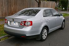 Volkswagen Jetta Australian Specification