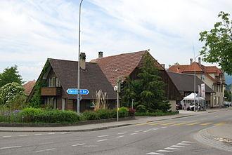 Aegerten - Houses in Aegerten