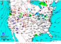 2012-07-15 Surface Weather Map NOAA.png