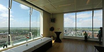 20130608 Observatieruimte Achmeatoren Leeuwarden NL (2).jpg