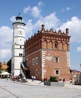 Town in Świętokrzyskie Voivodeship, Poland