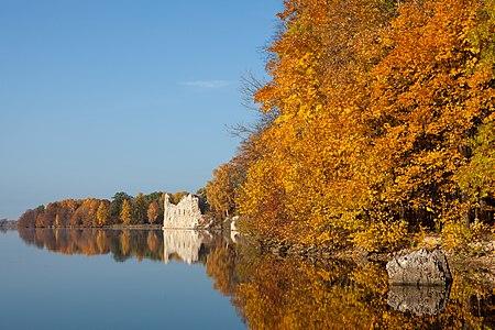 Koknese Castle, Koknese, Latvia