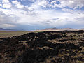 2014-07-18 17 06 31 View across the top of the Black Rock Lava Flow, Nevada.JPG