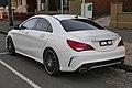 2014 Mercedes-Benz CLA 250 (C 117) Sport 4MATIC sedan (2015-07-16) 02.jpg