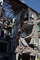 2015-04-11. Разрушенный дом в Снежном 003.jpg
