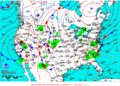 2015-10-04 Surface Weather Map NOAA.png