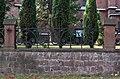 2015 Kościół św. Katarzyny w Słupcu, ogrodzenie 03.JPG