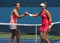 2015 US Open Tennis - Qualies - Alexandra Panova (RUS) (26) def. Paula Kania (POL) (20806059299).jpg