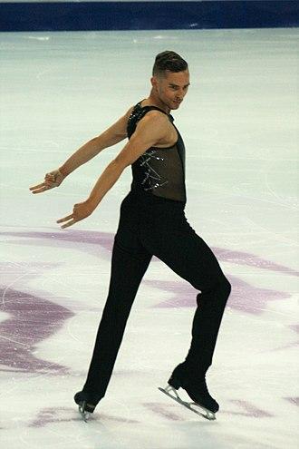 Adam Rippon - Rippon at the 2016–17 Grand Prix Final
