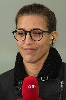 Lisa Makas Austrian football striker