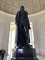 2018-04-08 10 22 09 The statue within the Jefferson Memorial in Washington, D.C..jpg