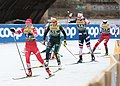 2019-01-13 Women's Teamsprint Semifinals (Heat 1) at the at FIS Cross-Country World Cup Dresden by Sandro Halank–034.jpg