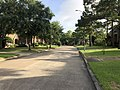 2019-07-21 08 44 19 View north along Shadow Forest Drive between Hillgreen Drive and Cloverfield Drive in the Pin Oak subdivision just south of the City of Katy in Fort Bend County, Texas.jpg