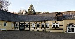 Zum Hardenberger Schloß in Velbert