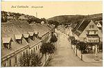 22268-Bad Gottleuba-1923-Königsstraße-Brück & Sohn Kunstverlag.jpg