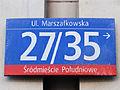 27-35, Marszałkowska Street in Warsaw - 01.jpg