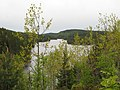 2833 Østmarka Mosjøen fra Pølseberget.jpg