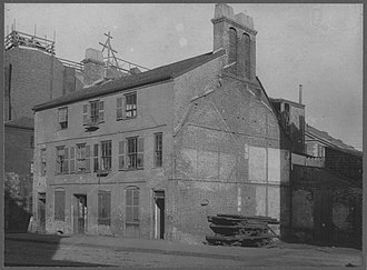 North Street (Boston) - Image: 2885405538 Tremere House Boston North Street 1898