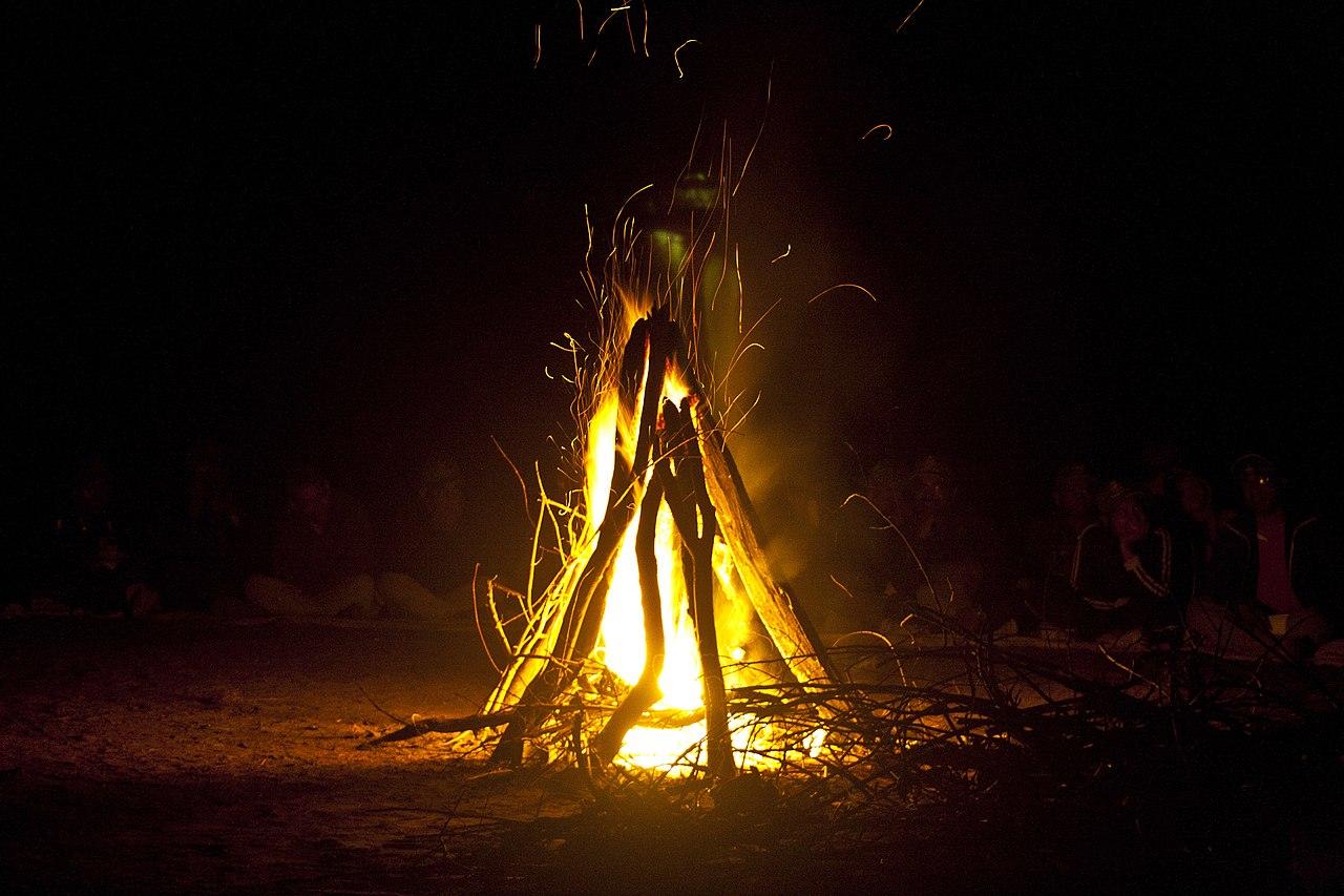 Campfire Art And Craft