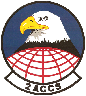 2d Airborne Command and Control Squadron - Image: 2d Airborne Command and Control Squadron